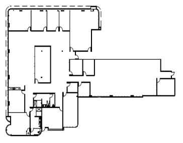 san diego building floor plan
