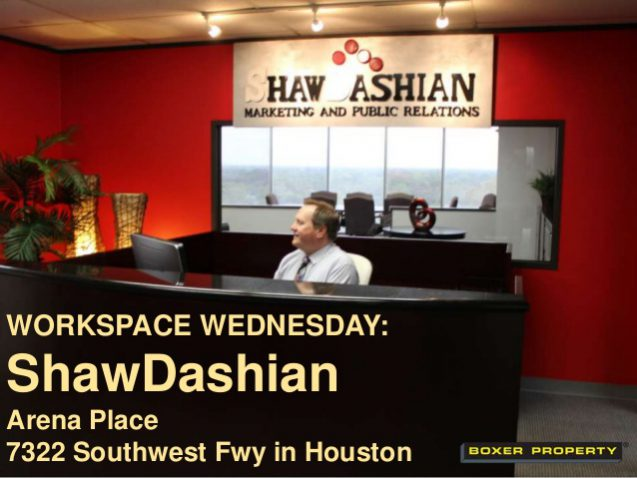 Shaw Dashian Houston Office Space