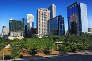 Green commercial real estate in Houston