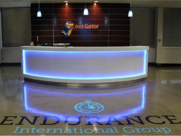 Host Gator: Houston office space of the week