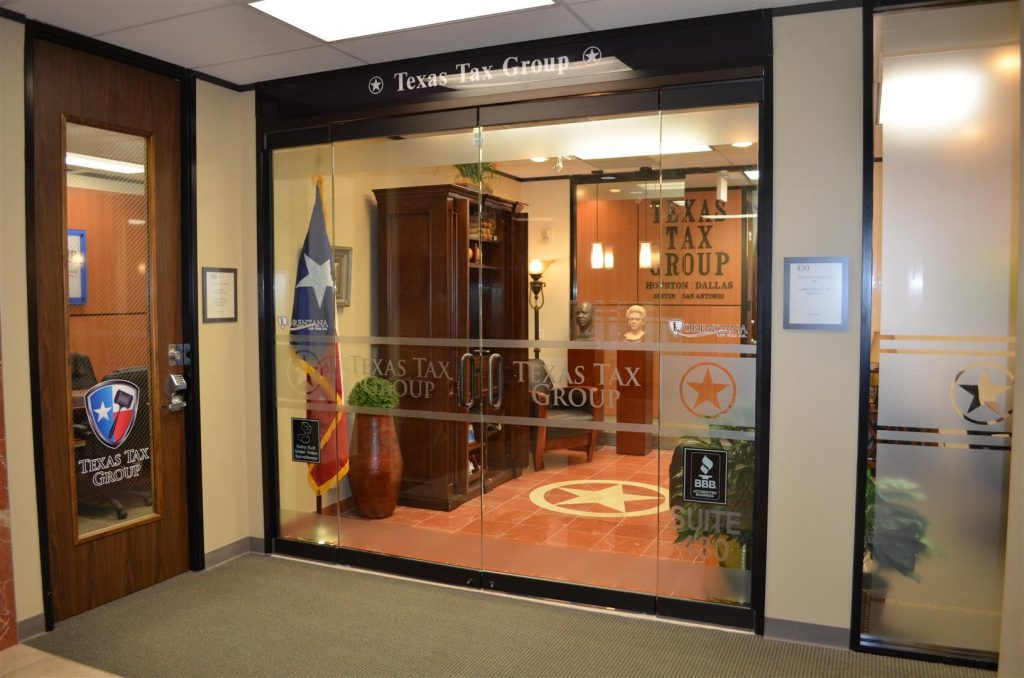 texas tax group houston office space