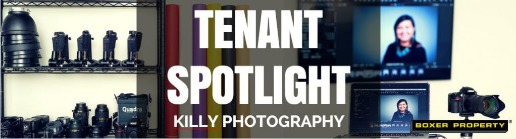 Tenant Spotlight: Killy Photography