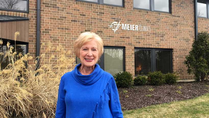 Nancy Meier Brown of Meier Clinics Foundation