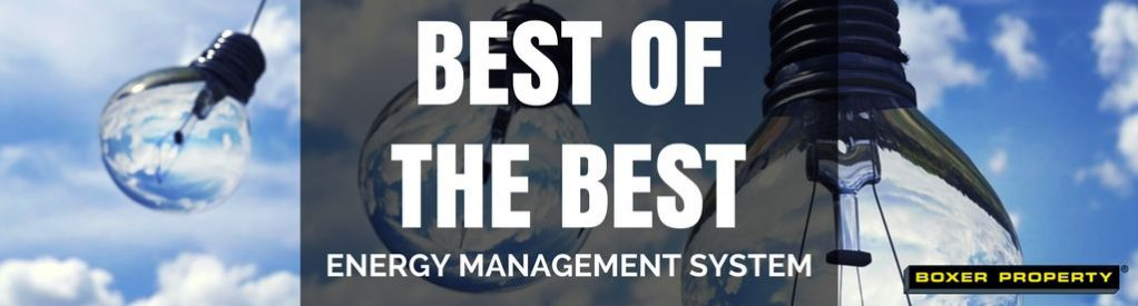 Best of the BEST: Energy Management Systems