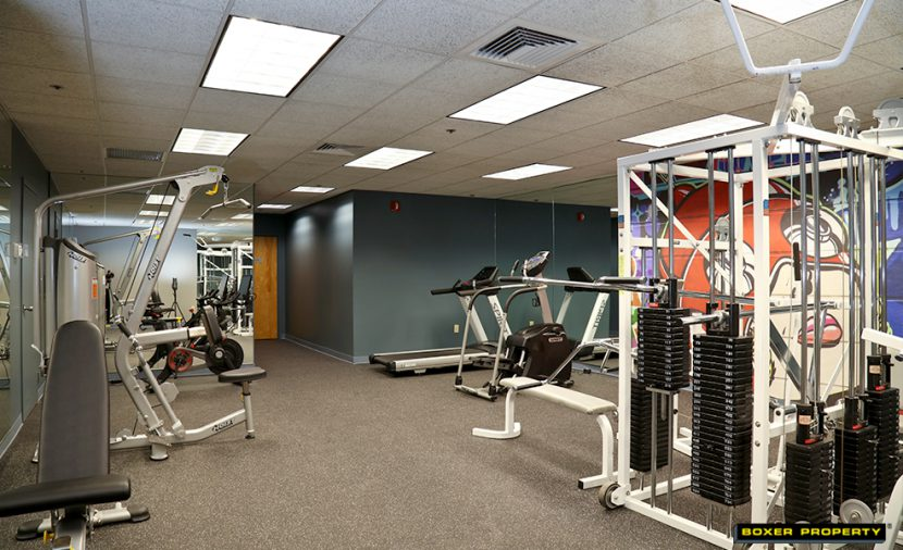 Gym at 67 Forest Street