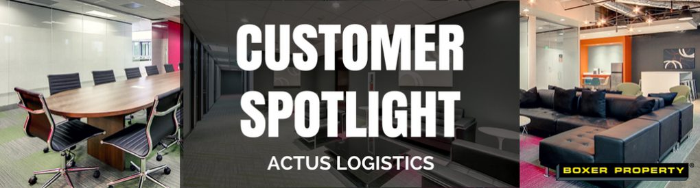 Customer Spotlight: Actus Logistics