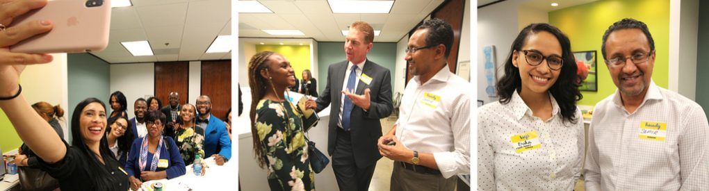 Business Networking Event at 6671 Southwest Freeway [Gallery]