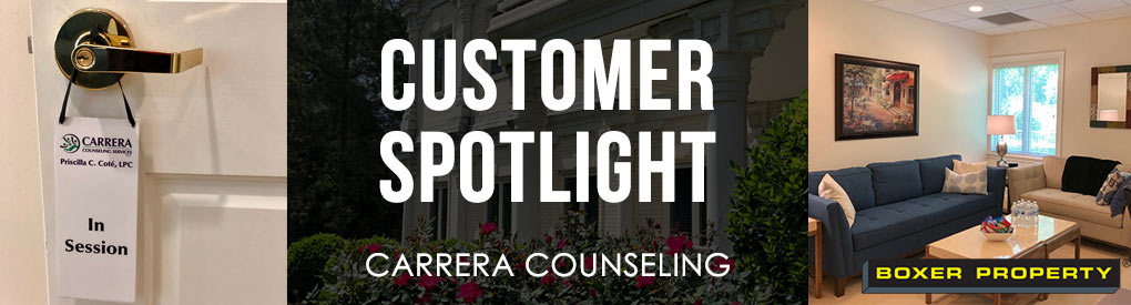 Customer Spotlight: Office Tranquility with Carrera Counseling