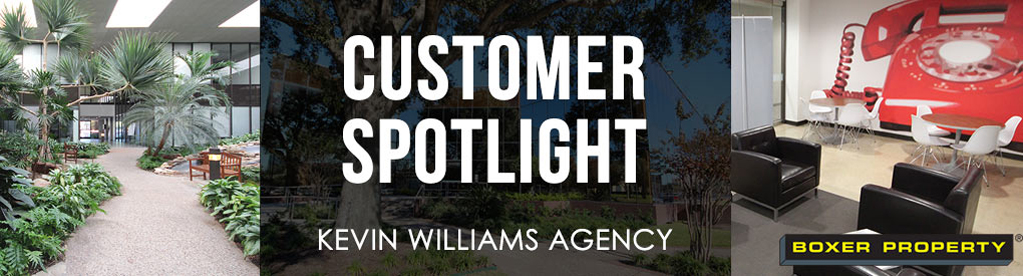 Customer Spotlight Kevin Williams Agency