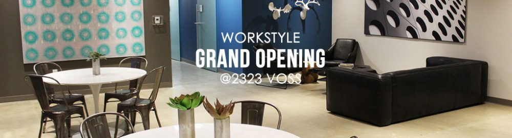 2323 South Voss Road Launches Additional Boxer Workstyle Suites