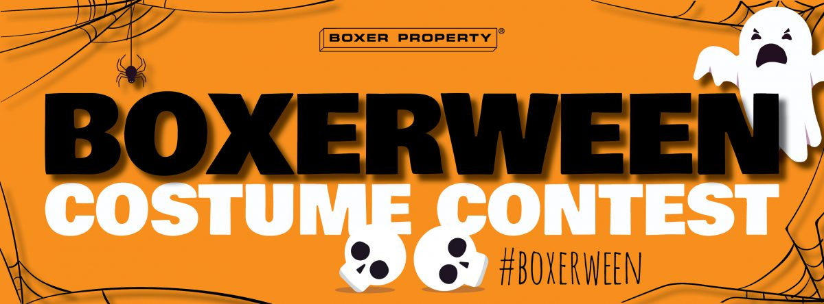 2nd Annual Boxerween Halloween Costume Contest