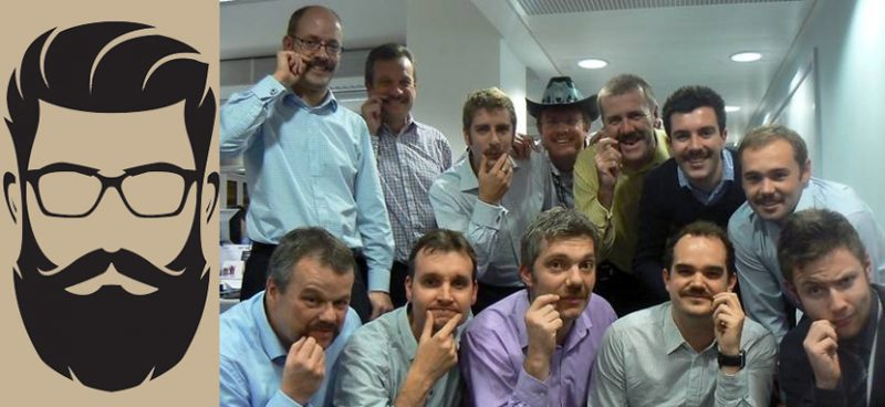Movember Mustaches