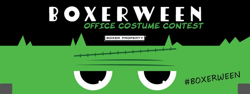 3rd Annual Boxerween Social Media Contest