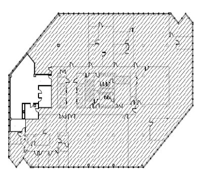 chicago commercial building floor plan