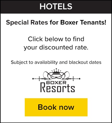 special rates hotel offer