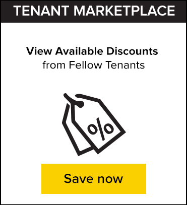 tenant marketplace