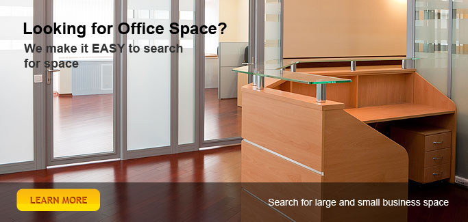 Start your office space search